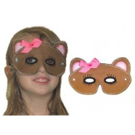 Girl Bear Mask