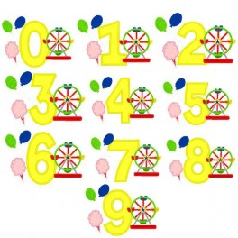 Carnival Numbers