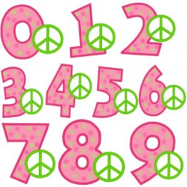 Peace Numbers