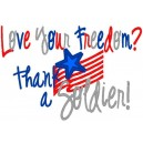 Love Your Freedom