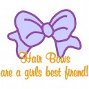 Hair Bows Best Friend