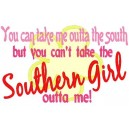 Take Me Outta The South