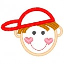 outline-little-boy-red-ballcap-sideway-embroidery-design
