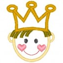 outline-little-toddler-prince-boy-embroidery-design