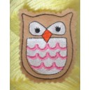 Owl Clippie