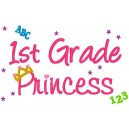 First Grade Princess