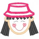 outline-little-asian-girl-with-bucket-hat-embroidery-design