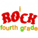 I Rock Fourth Grade