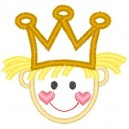 outline-little-toddler-princess-embroidery-design