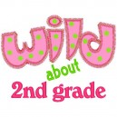 Wild About Second Grade