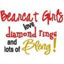 Rings and Bling Bearcat