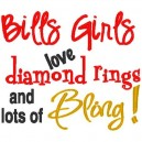Rings and Bling Bills