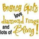 Rings and Bling Bronco