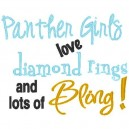 Rings and Bling Panther