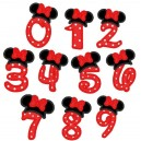 Mousehat Girl Numbers
