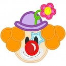 Clown in Hat