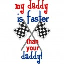 My Daddy's Faster