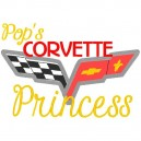 Pop Corvette Princess