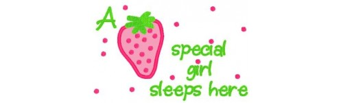 Pillow Talk Applique