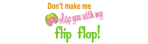 Flip Flop Sayings