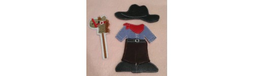 NNKids Flat Doll Clothing