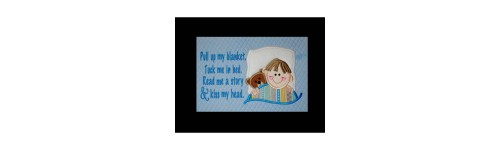 Child Reading Pillow Designs