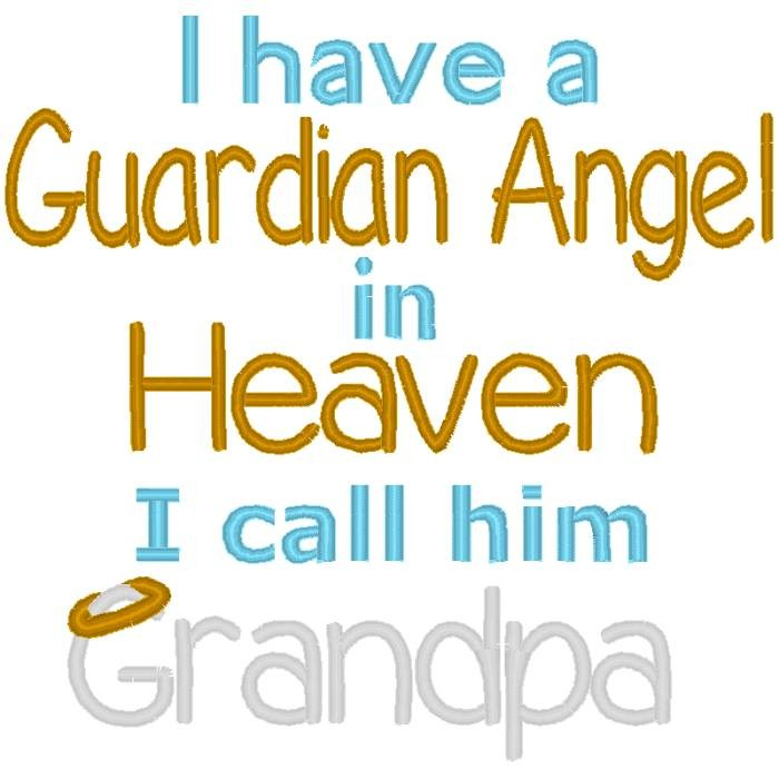 guardian angel grandpa