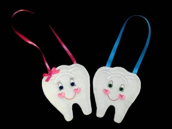 In Hoop Tooth Fairy Door Hanger Nobbieneezkids