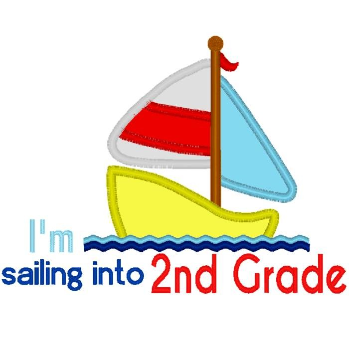 Sailing 2nd Grade - NobbieNeezKids